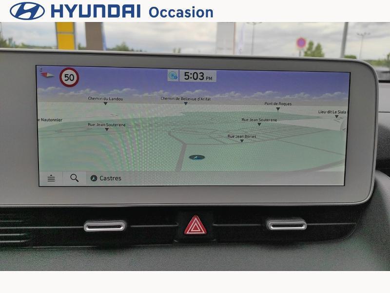 Hyundai Ioniq 73 kWh - 218ch Creative Blanc occasion à CASTRES - photo n°18