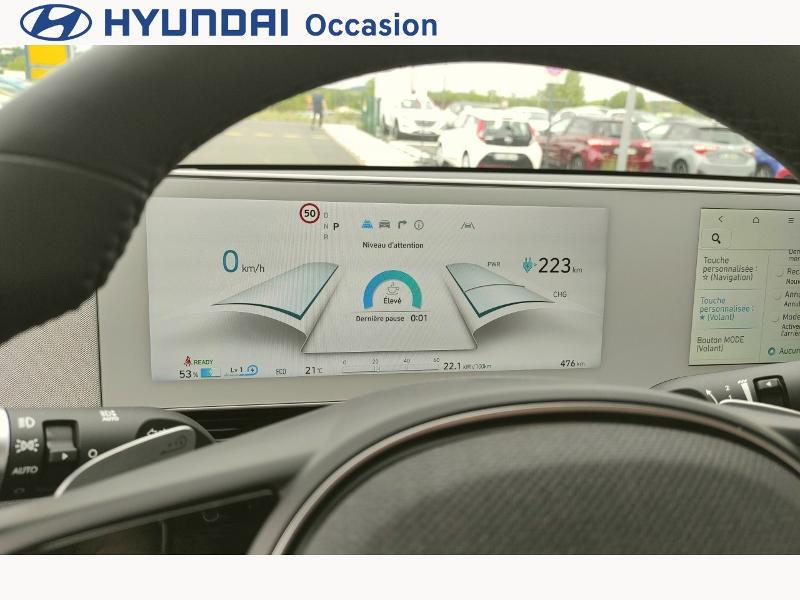 Hyundai Ioniq 73 kWh - 218ch Creative Blanc occasion à CASTRES - photo n°19