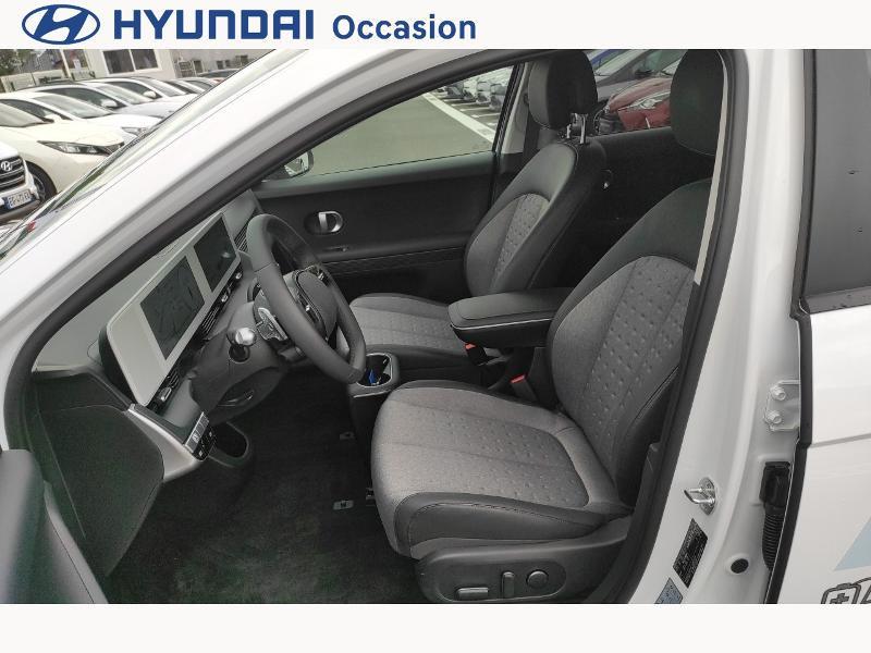 Hyundai Ioniq 73 kWh - 218ch Creative Blanc occasion à CASTRES - photo n°9