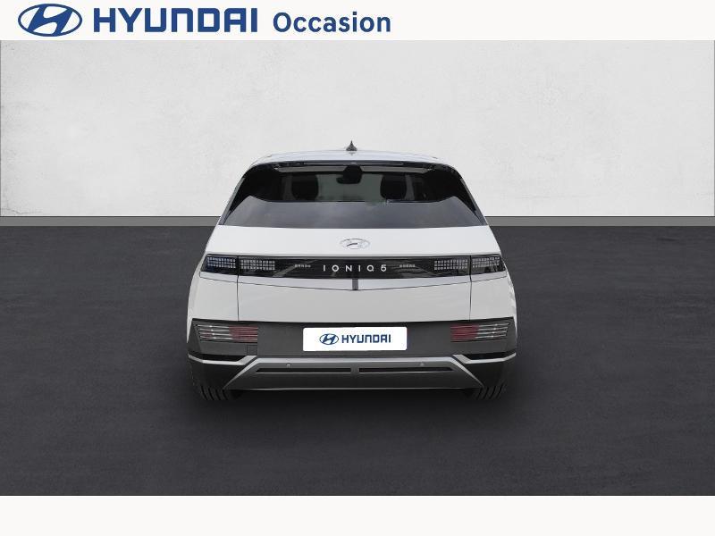 Hyundai Ioniq 73 kWh - 218ch Creative Blanc occasion à CASTRES - photo n°5