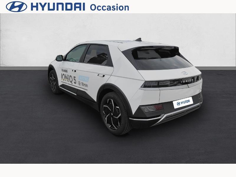 Hyundai Ioniq 73 kWh - 218ch Creative Blanc occasion à CASTRES - photo n°7