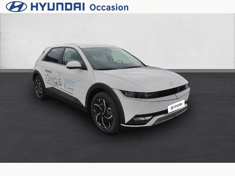 Hyundai Ioniq 73 kWh - 218ch Creative Blanc occasion à CASTRES - photo n°3