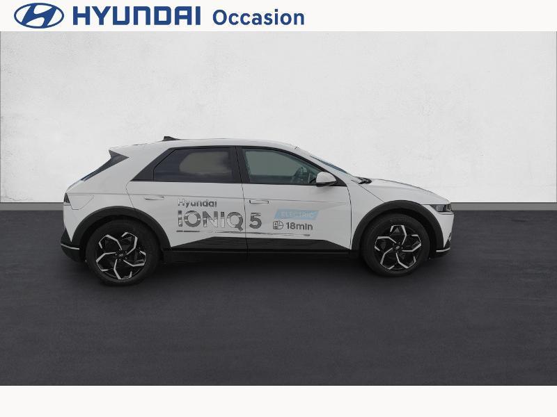 Hyundai Ioniq 73 kWh - 218ch Creative Blanc occasion à CASTRES - photo n°4