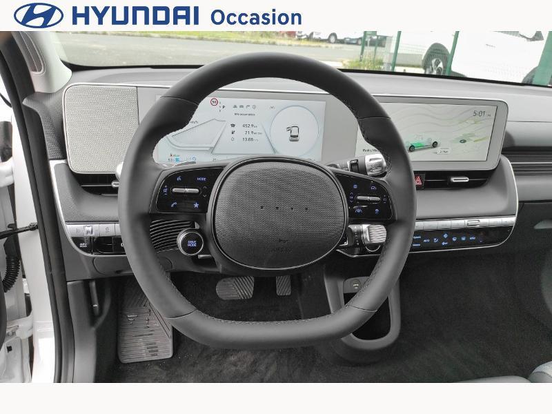 Hyundai Ioniq 73 kWh - 218ch Creative Blanc occasion à CASTRES - photo n°13