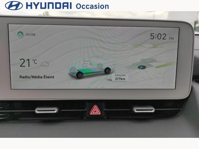 Hyundai Ioniq 73 kWh - 218ch Creative Blanc occasion à CASTRES - photo n°15