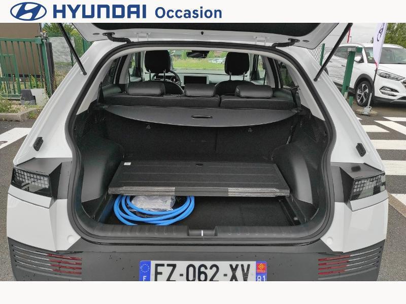 Hyundai Ioniq 73 kWh - 218ch Creative Blanc occasion à CASTRES - photo n°6