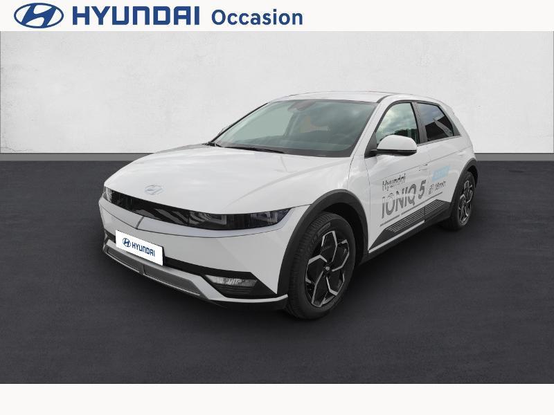 Hyundai Ioniq 73 kWh - 218ch Creative Blanc occasion à CASTRES