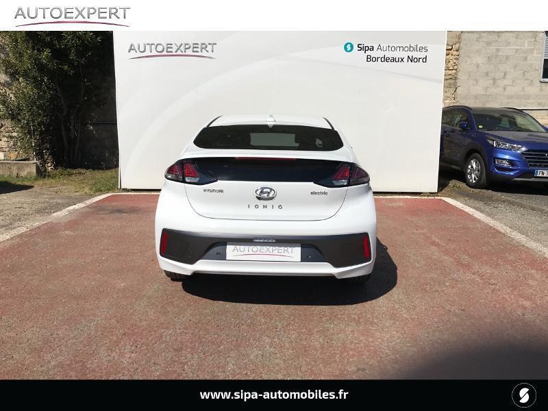 Hyundai Ioniq Electric 120ch Creative Blanc occasion à Le Bouscat - photo n°9