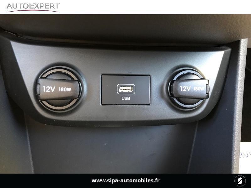 Hyundai Ioniq Electric 120ch Creative Blanc occasion à Le Bouscat - photo n°16