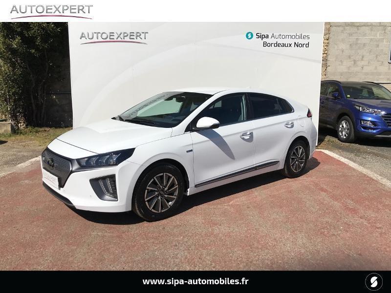 Hyundai Ioniq Electric 120ch Creative Blanc occasion à Le Bouscat