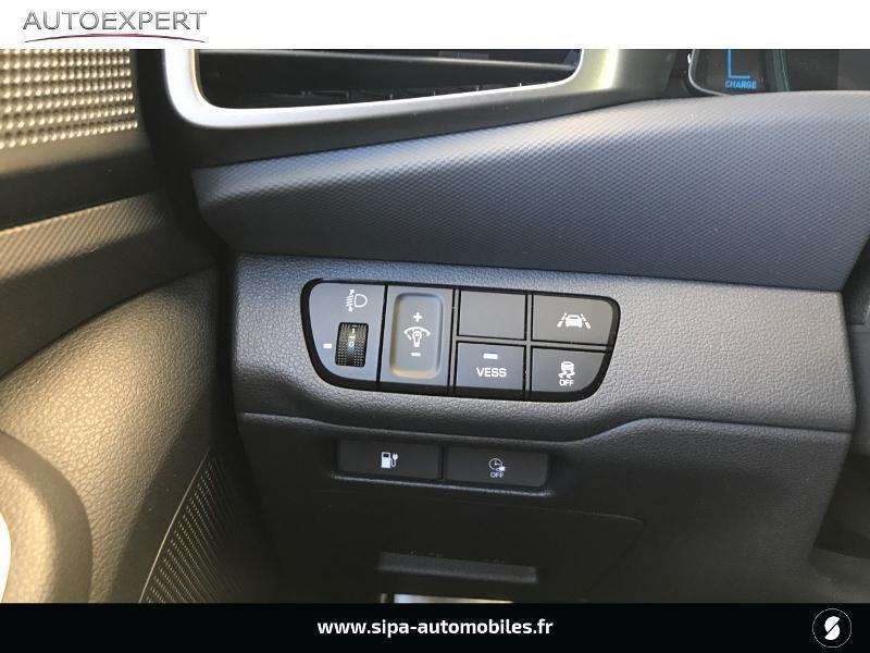 Hyundai Ioniq Electric 120ch Creative Blanc occasion à Le Bouscat - photo n°17
