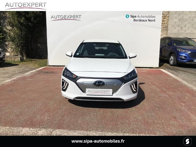 Hyundai Ioniq Electric 120ch Creative Blanc occasion à Le Bouscat - photo n°8