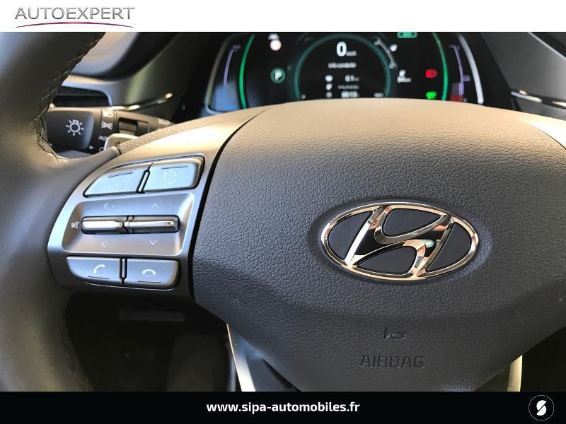 Hyundai Ioniq Electric 120ch Creative Blanc occasion à Le Bouscat - photo n°14