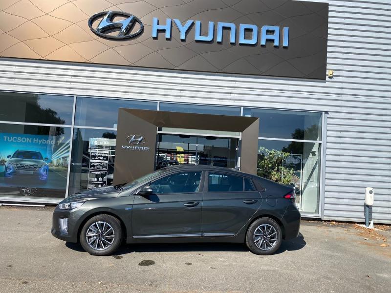 Hyundai Ioniq Electric 136ch Intuitive Gris occasion à Muret - photo n°4