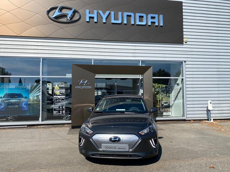 Hyundai Ioniq Electric 136ch Intuitive Gris occasion à Muret