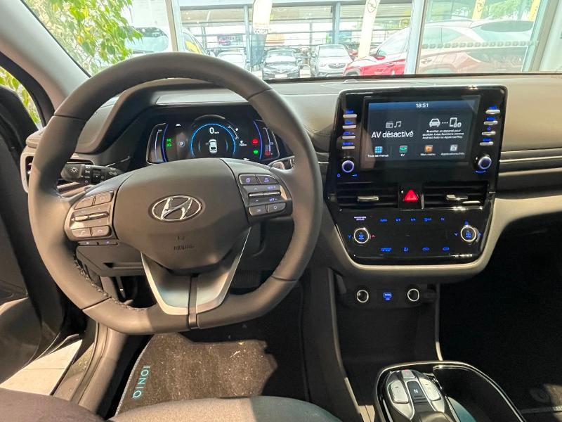Hyundai Ioniq Electric 136ch Intuitive Gris occasion à Muret - photo n°17
