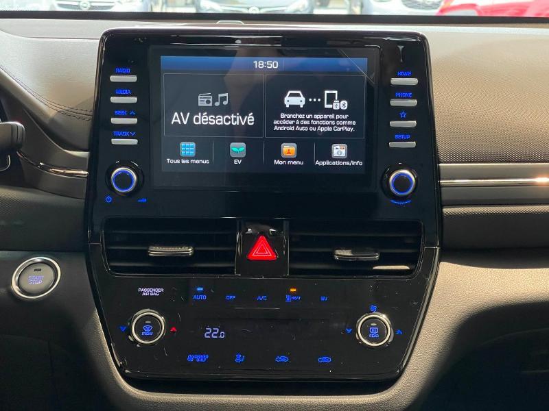 Hyundai Ioniq Electric 136ch Intuitive Gris occasion à Muret - photo n°11