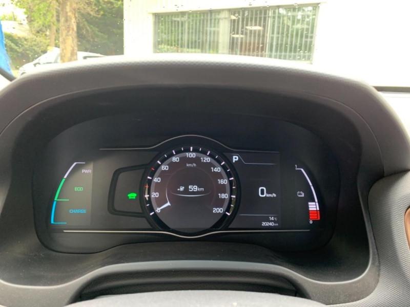 Hyundai Ioniq Electric  Créative PHASE 1 Gris occasion à Saint-Étienne - photo n°14