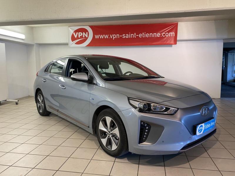 Hyundai Ioniq Electric  Créative PHASE 1 Gris occasion à Saint-Étienne