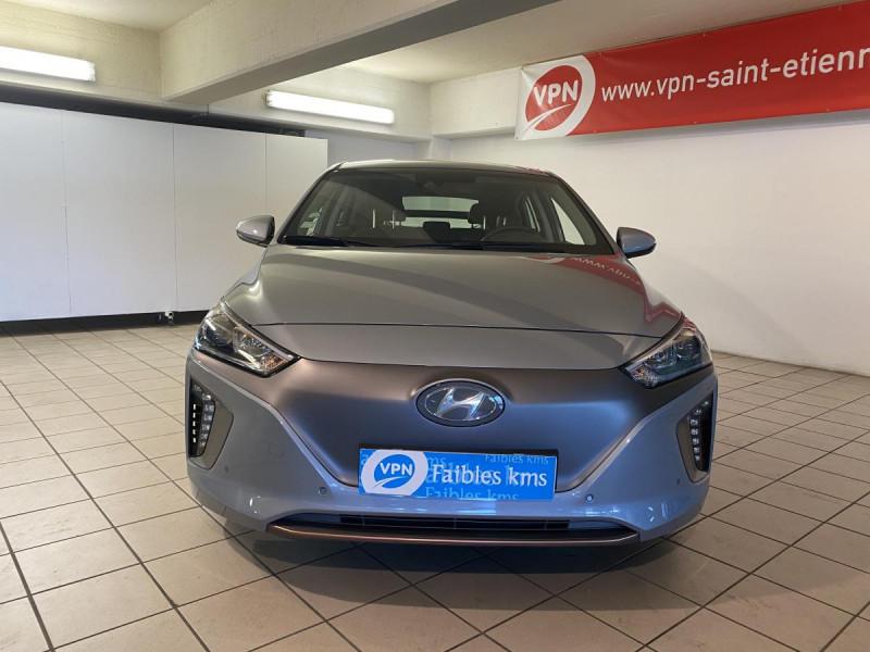 Hyundai Ioniq Electric  Créative PHASE 1 Gris occasion à Saint-Étienne - photo n°2