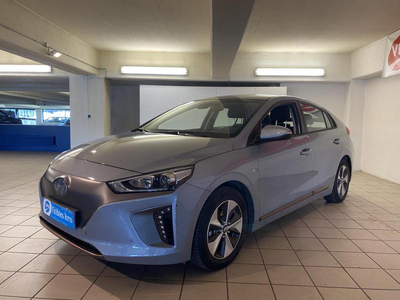 Hyundai Ioniq Electric  Créative PHASE 1 Gris occasion à Saint-Étienne - photo n°3