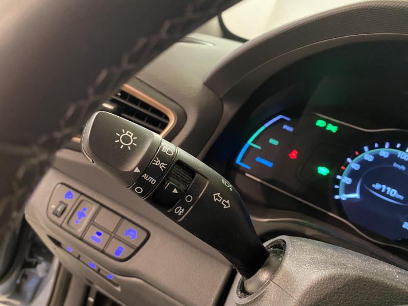 Hyundai Ioniq Electric  Créative PHASE 1 Gris occasion à Saint-Étienne - photo n°19