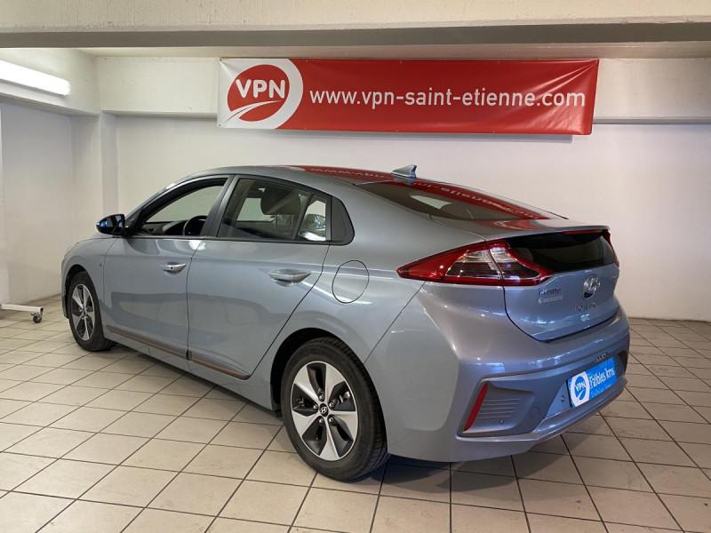 Hyundai Ioniq Electric  Créative PHASE 1 Gris occasion à Saint-Étienne - photo n°5