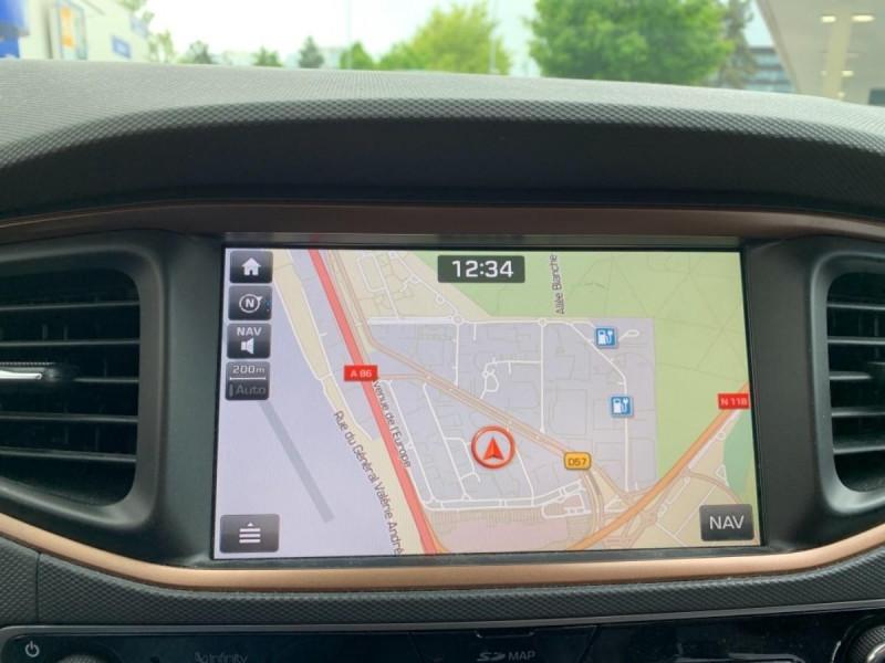 Hyundai Ioniq Electric  Créative PHASE 1 Gris occasion à Saint-Étienne - photo n°10