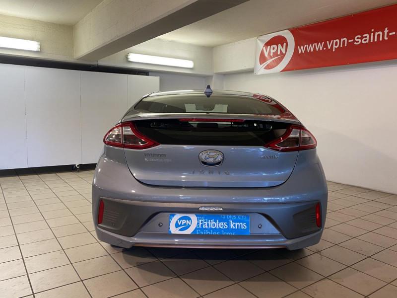 Hyundai Ioniq Electric  Créative PHASE 1 Gris occasion à Saint-Étienne - photo n°6