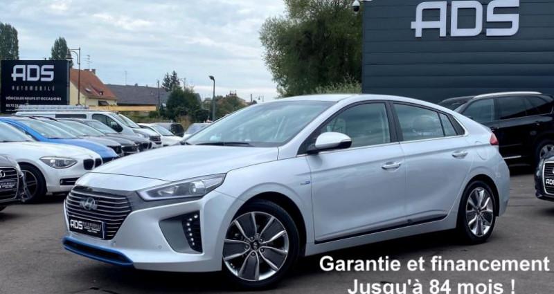 Hyundai Ioniq Hybrid 141ch Business Gris occasion à Diebling - photo n°3