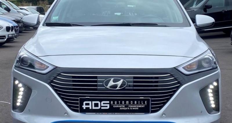 Hyundai Ioniq Hybrid 141ch Business Gris occasion à Diebling - photo n°2