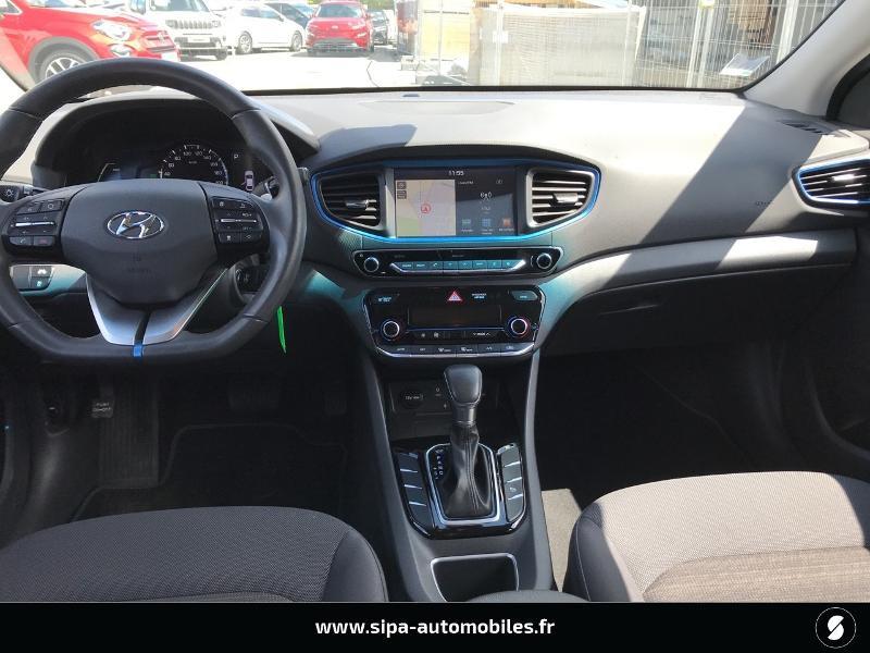 Hyundai Ioniq Hybrid 141ch Business Bleu occasion à La Teste-de-Buch - photo n°3