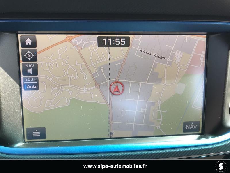 Hyundai Ioniq Hybrid 141ch Business Bleu occasion à La Teste-de-Buch - photo n°5