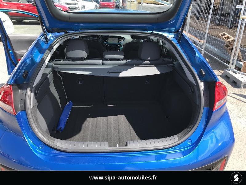 Hyundai Ioniq Hybrid 141ch Business Bleu occasion à La Teste-de-Buch - photo n°6