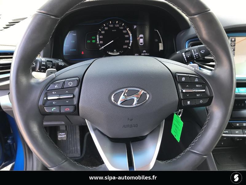 Hyundai Ioniq Hybrid 141ch Business Bleu occasion à La Teste-de-Buch - photo n°10