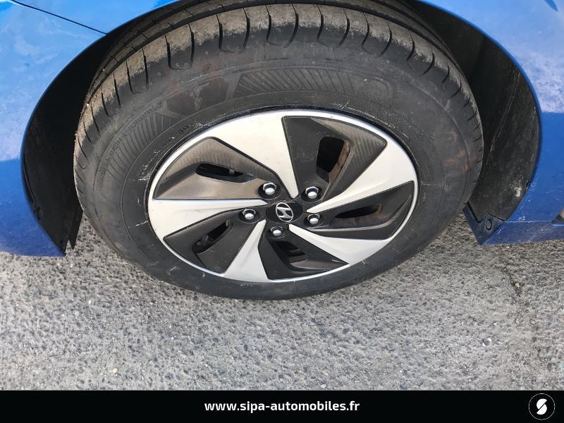 Hyundai Ioniq Hybrid 141ch Business Bleu occasion à La Teste-de-Buch - photo n°7