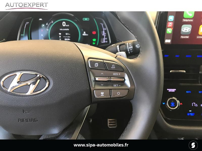 Hyundai Ioniq Hybrid 141ch Creative Blanc occasion à Le Bouscat - photo n°13