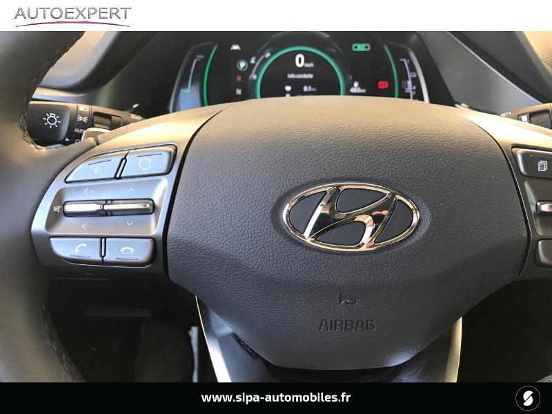 Hyundai Ioniq Hybrid 141ch Creative Blanc occasion à Le Bouscat - photo n°14