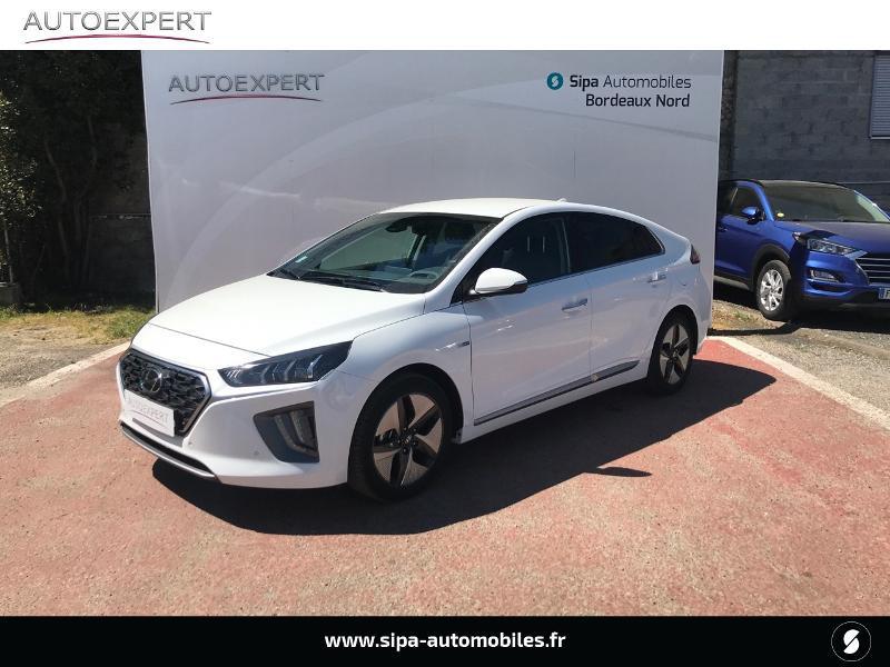 Hyundai Ioniq Hybrid 141ch Creative Blanc occasion à Le Bouscat