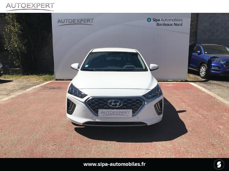 Hyundai Ioniq Hybrid 141ch Creative Blanc occasion à Le Bouscat - photo n°8