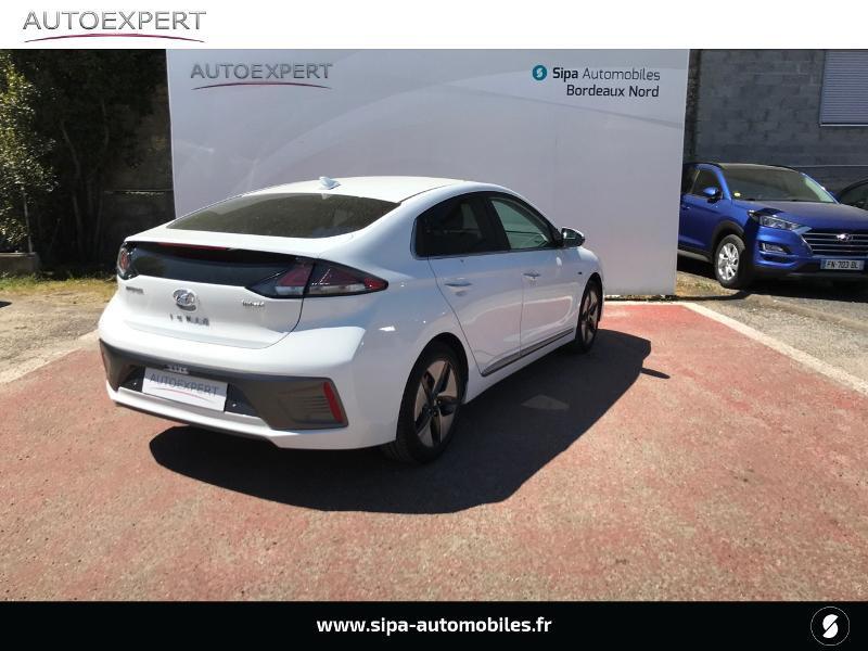 Hyundai Ioniq Hybrid 141ch Creative Blanc occasion à Le Bouscat - photo n°2