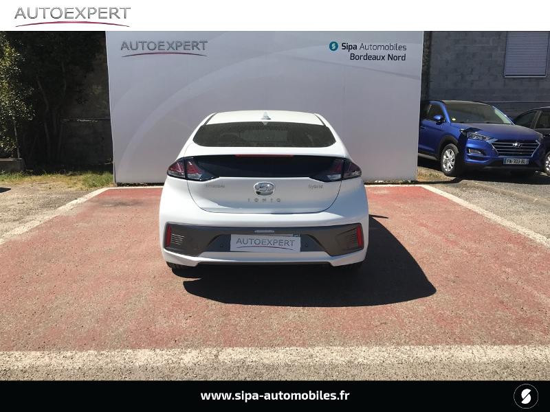 Hyundai Ioniq Hybrid 141ch Creative Blanc occasion à Le Bouscat - photo n°9