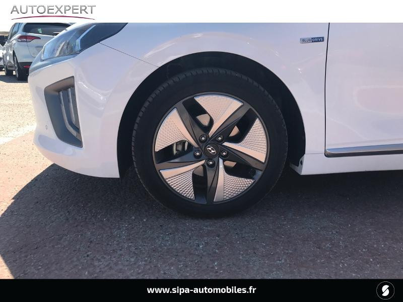 Hyundai Ioniq Hybrid 141ch Creative Blanc occasion à Le Bouscat - photo n°7