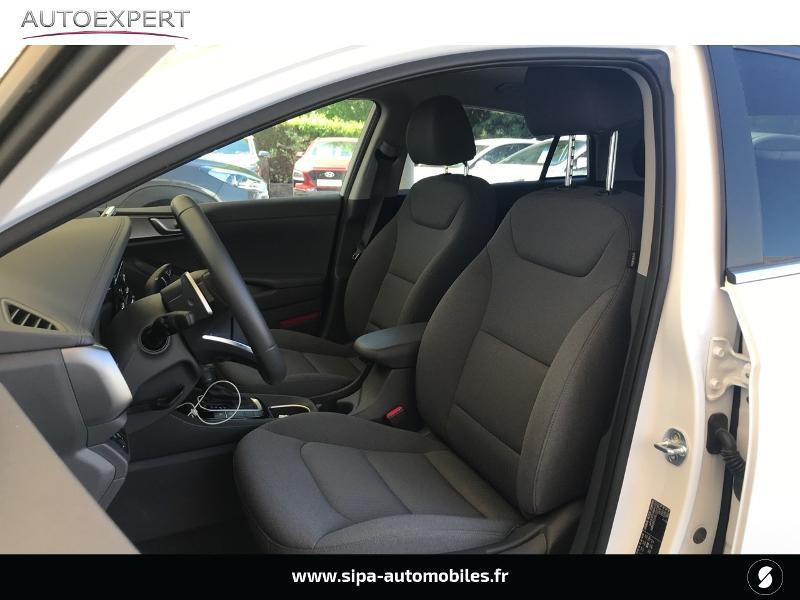 Hyundai Ioniq Hybrid 141ch Creative Blanc occasion à Le Bouscat - photo n°4