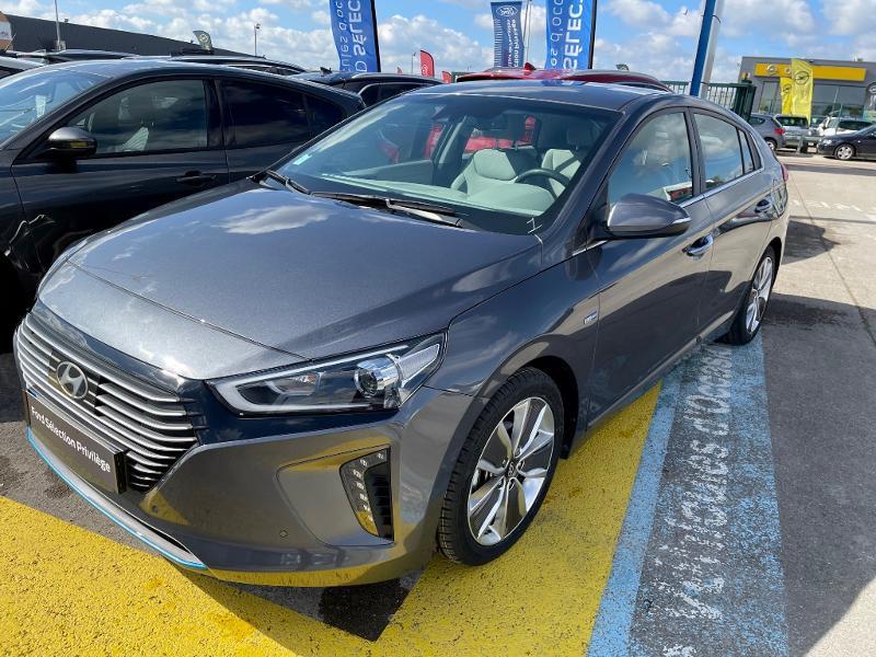Hyundai Ioniq Hybrid 141ch Executive Gris occasion à Barberey-Saint-Sulpice