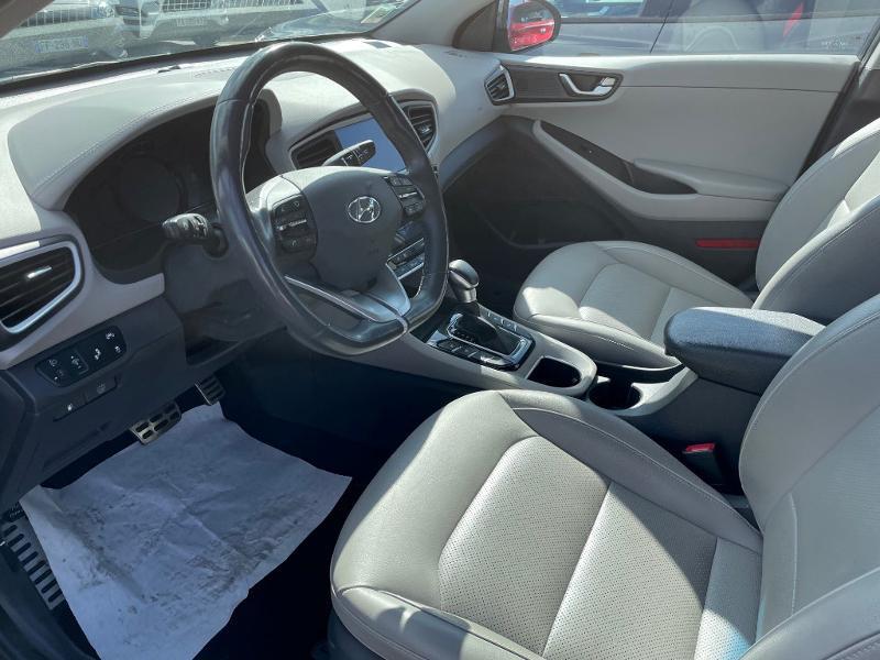 Hyundai Ioniq Hybrid 141ch Executive Gris occasion à Barberey-Saint-Sulpice - photo n°5