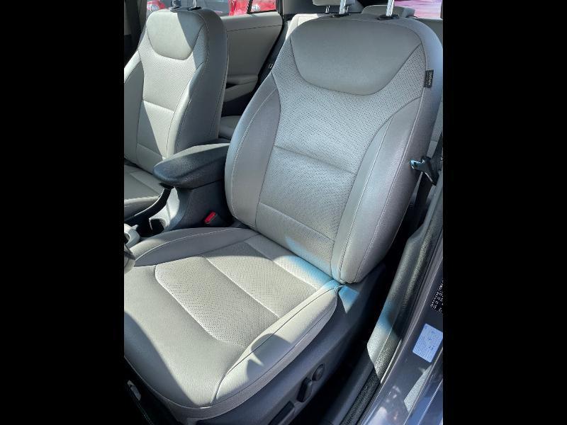 Hyundai Ioniq Hybrid 141ch Executive Gris occasion à Barberey-Saint-Sulpice - photo n°6