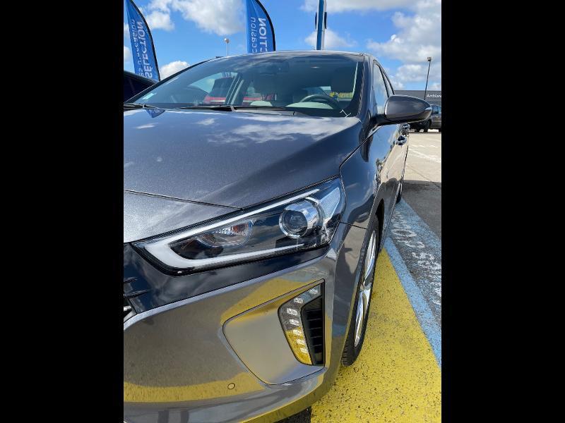 Hyundai Ioniq Hybrid 141ch Executive Gris occasion à Barberey-Saint-Sulpice - photo n°3