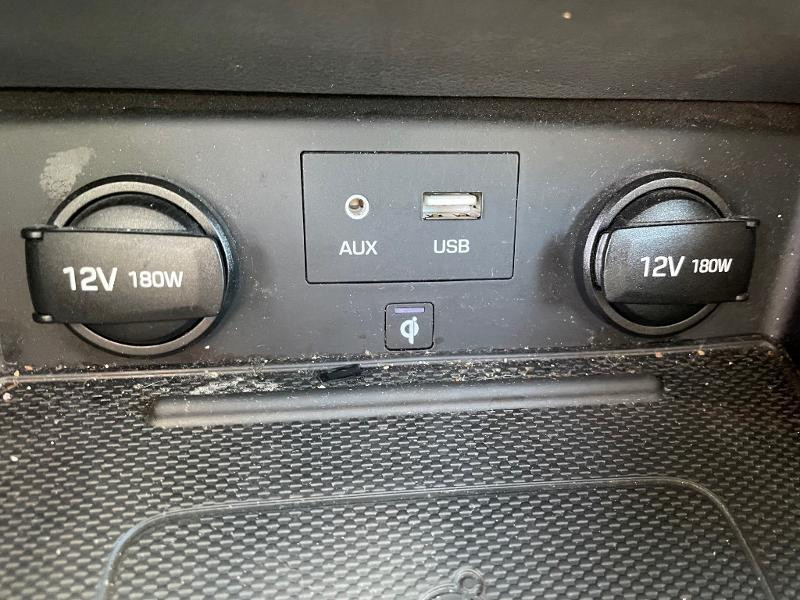 Hyundai Ioniq Hybrid 141ch Executive Gris occasion à Barberey-Saint-Sulpice - photo n°13