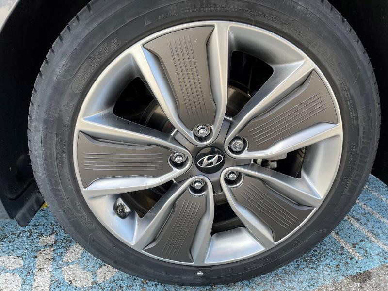 Hyundai Ioniq Hybrid 141ch Executive Gris occasion à Barberey-Saint-Sulpice - photo n°4